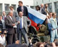 20 лет спустя... Премьера на НТВ о событиях августа 1991-го