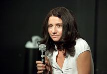 На ММКФ Ольга Дарфи нацепила маску Pussy Riot