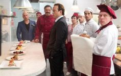 «Кухня в Париже» обогнала «Человека-Паука» и «Горько»