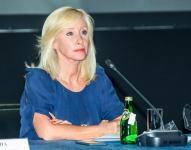 Зрители НТВ вновь встретятся с телеведущей Оксаной Пушкиной