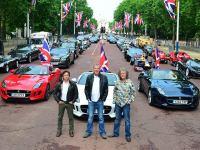 Экс-ведущие Top Gear появятся в новом автошоу
