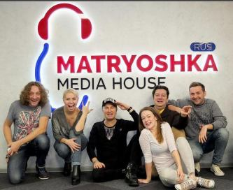 Успех Matryoshka Radio в Лондоне