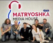 Успех Matryoshka Radio в Лондоне