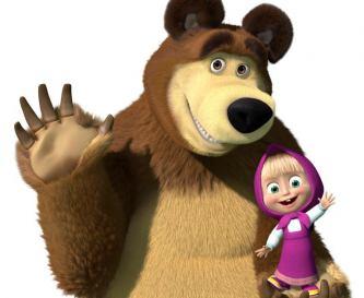 «Маша и Медведь» популярен на Ближнем Востоке из-за «правильного платка»