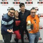 Новый сезон на «Новом Радио»