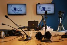 Мария Макеева рассказывает о радиостанции Baltkom