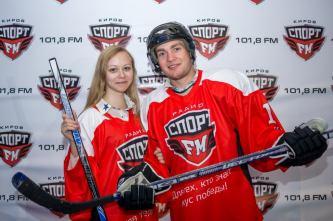«Успей на хоккей» и получи автомобиль от «Спорт FM»