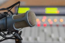 Открытие радиостанции в Нижнем Новгороде
